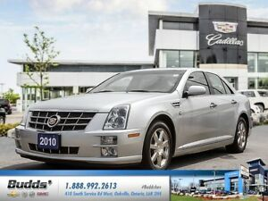 2010 Cadillac STS V6 SAFETY AND RECONDITIONED