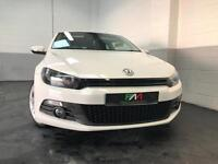 2011 VW Scirocco 2.0 TDi GT Tech - One Owner from new