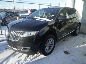 2011 Lincoln MKX AWD Auto Leather NAV Sunroof