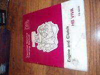 Vauxhall HB Viva Manual