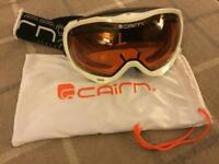 ### Cairn Ski Goggles - Used Once - ###