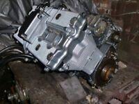 Suzuki 600 bandit engine.