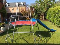 TP Activity Toys Climbing Frame with slide