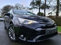 2018 Toyota Avensis 1.6D Business Edition 5dr ESTATE, SAT NAV, REVERSE CAMERA, ONE OWNER, TOYOTA S/H