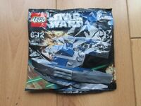 Lego Star Wars Mini Vulture Droid 30055. **Brand New & Sealed**