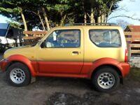 Suzuki Jimny Automatic 1.3