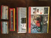 Hornby 00 gauge train set - Including industrial freight pack and lots of extras