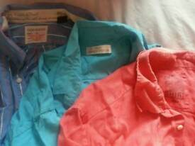 X3 mens shirts. Size XL. Good quality