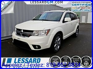 2013 DODGE JOURNEY FWD MULTIPLACE,7 PASSAGERS, DVD, CAMERA DE RE