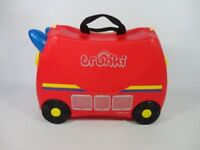 Kids Fire Engine Trunki in good condition