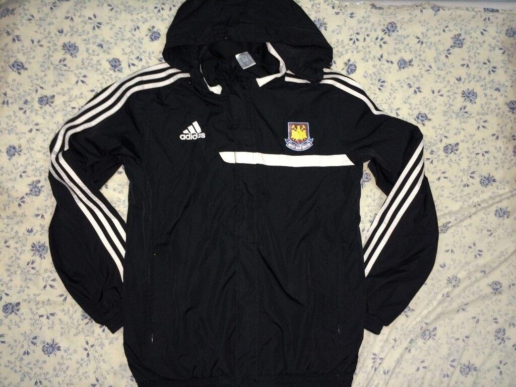 official photos a4a15 06389 West Ham United Tops, Jackets, Rain Jackets, Bottoms, T-Shirts, Shirts,  Warm Jumper, hoodies | in Barking, London | Gumtree