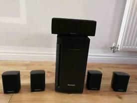 Home cinema Panasonic speakers only