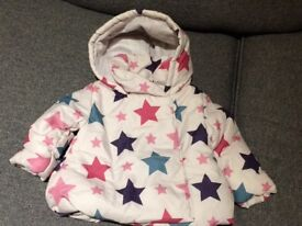 Winter jacket 0-3 months by Onme