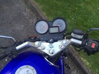 125cc 3year old brilliant motorbike