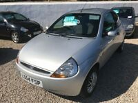 Ford KA Collection *ONLY 40K!!-12 MOT+3 MONTH WARRANTY*