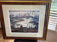 Lowry Prints - Limited Editions
