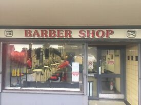 PART TIME BARBER REQUIRED