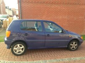 Comes with 2 keys and full mot history- immaculate condition for its age- engine size 1.6