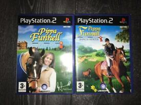 PS2 Pippa Funnell Games!