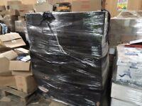 job lot dvds and cds 14 pallets up for sale