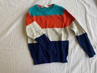 H&M Striped Boys Knit Jumper