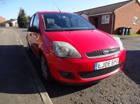 Ford Fiesta 1.4 Zetec Climate 1 OWNER