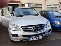 Mercedes ML 320CDI SE 7G-Tronic 5dr with Warranty