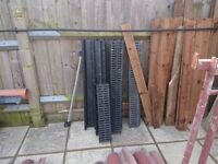 Brand New Channel Drainage Domestic with Plastic Grate 1m (£15)