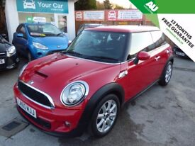 MINI Hatch 1.6 Cooper S 3dr Red **Immaculate**