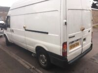 Ford transit high top 350LBW Great runner