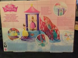 Disney princes castle