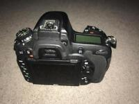 Nikon D750 Body Only with MEKE Battery Grip