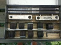 Sykes Pikavant tool for restoring damaged threads