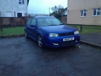 Mk4 golf gti turbo 220-240bhp might swap