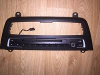 Bmw f30 radio front and fascia