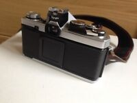 Olympus OM2N - 35mm SLR Camera body - for spares
