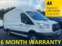 Ford, TRANSIT, Panel Van, 2016, Manual, 2198 (cc)***12 MONTH MOT***