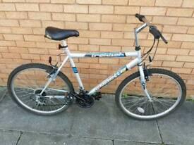 Emelle mountain bike with 26 inch wheel size