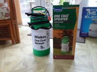 Wickes 5 Litre Sprayer Applicator - New Boxed