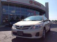 2011 Toyota Corolla MANAGER'S SPECIAL AUTO, AIR, POWER LOCK, MIR