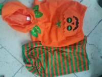 Age 1-2 (2 piece Halloween outfit)BNWOT