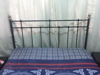 Beautiful Ikea king size bed frame