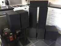 Cambridge Audio 5.1 Speaker System