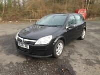 07/57 VAUXHALL ASTRA 1.8 DESIGN 5DR AUTOMATIC
