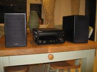 Denon DAB, MP3, CD player