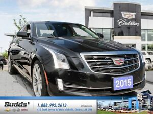 2015 Cadillac ATS 2.0L Turbo Performance 0.9% for up to 24 mo...