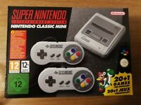 Snes Classic Mini - brand new unopened - £100