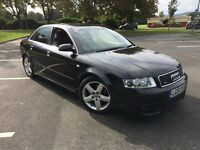 Audi A4 3.0 Quattro sport quick sale needed