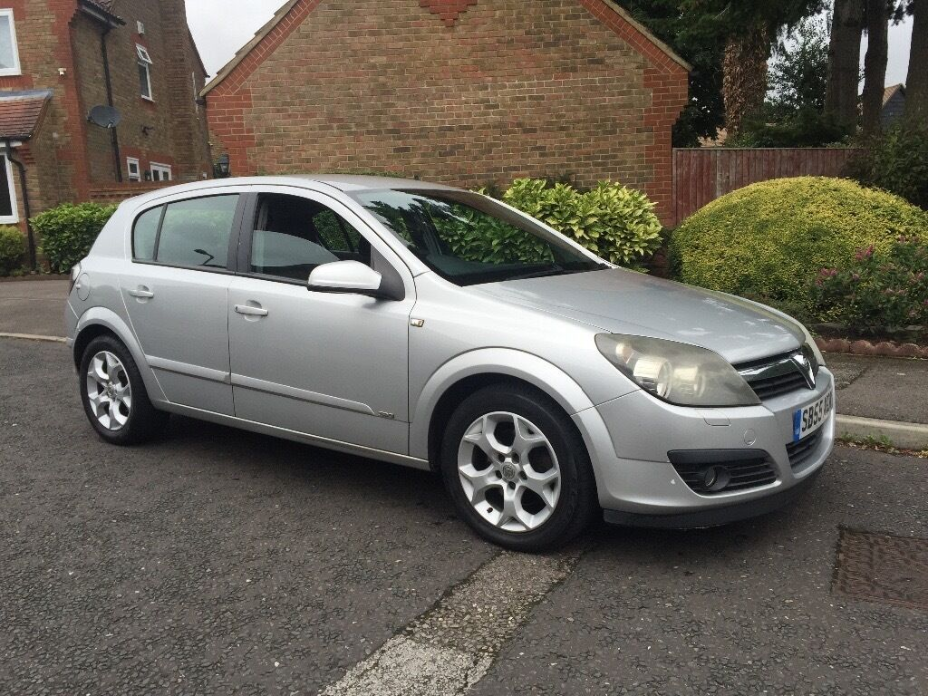 VAUXHALL ASTRA 1.7 CDTI SXI MET SILVER DIESEL HATCH EXCELLENT ON FUEL PX WELCOME