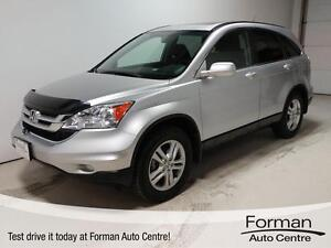 2011 Honda CR-V EX - Immaculate! | Sunroof | Alloy Wheels